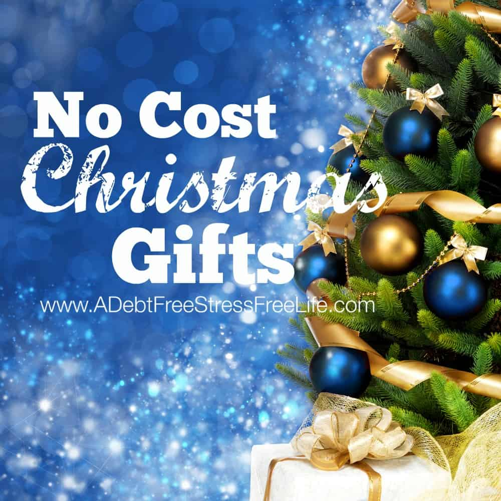 Priceless Gifts | No Cost Christmas Gifts | A Debt Free ...
