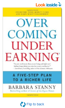 under earning, overcoming under earning, how to be paid your worth, money and self esteem