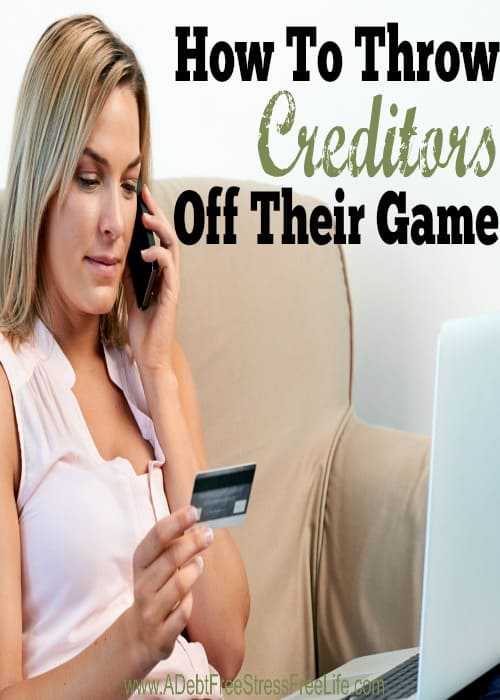 dealing with creditors, how to deal with debt you owe