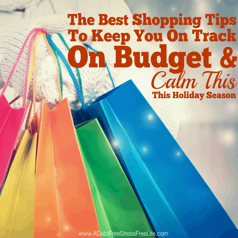 What's the best way to go about getting your Christmas shopping done in the most effecient way?  Master shoppers like us know the secrets and we're sharing them with you!