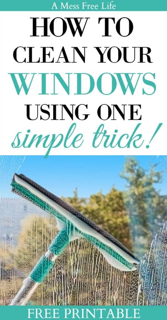 8 Steps To Cleaning Windows Perfectly A Mess Free Life