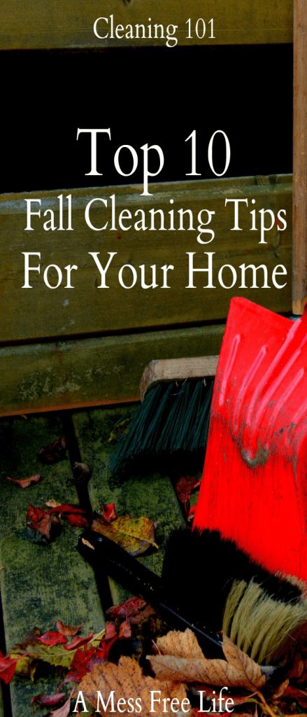 Top Fall Cleaning Tips For Your Home | Deep Cleaning | Checklist | Hacks | DIY |