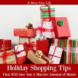 Holiday Shopping Tips That Will Save You A Boatload of Money