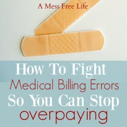 Common Medical Billing Errors and How to Spot Them