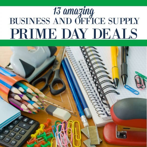 ELECTRONICS AND OFFICE SUPPLY PRIME DAY DEALS