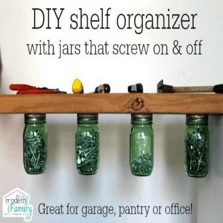 garage organization hacks