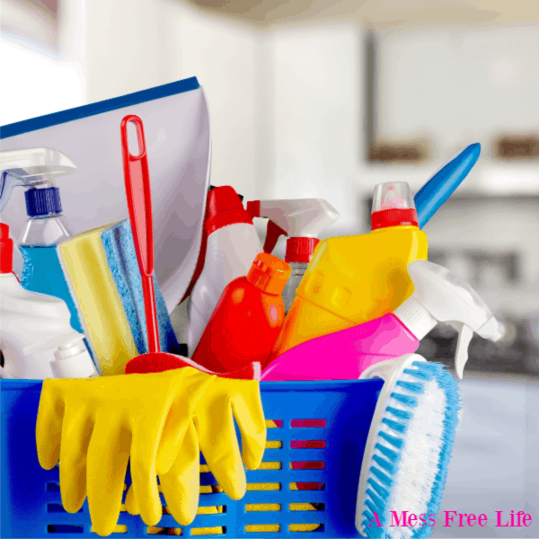 when to start spring cleaning