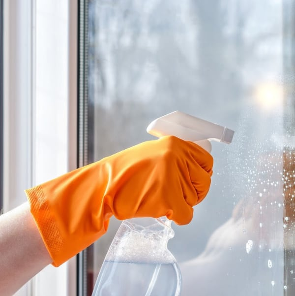 The Best Way To Clean Windows Without Streaks